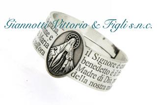 Anello Fascia in Argento 925/ooo