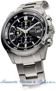 Citizen Chrono Adventure Orologio Uomo