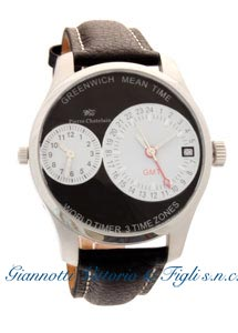 Pierre Chatelain PC133 Orologio Uomo World Timer