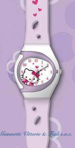 Hello Kitty Orologio